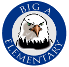 Big A Elementary School  Logo